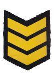 Insignia of military rank Stock Photography