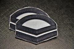 insignias Fotos de archivo