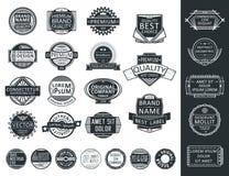 insignias Imagen de archivo