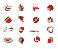 Insignias stock de ilustración