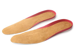 Insoles for shoes Royalty Free Stock Photo