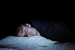 Insomnia Royalty Free Stock Photo
