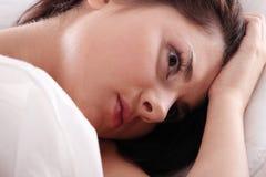 Insomnia Royalty Free Stock Photography