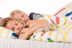 Insomnia Royalty Free Stock Image