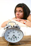 Insomnia Stock Photo