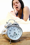 Insomnia Stock Photography