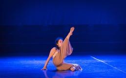 insomnie 2-Act 2 : Pays des merveilles relation-moderne de danse de triangle images libres de droits