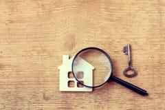 Inspection complète de propriété Photographie stock