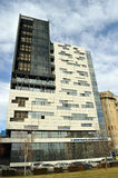 Inspection d'industrie du bâtiment, Bucarest, Roumanie image libre de droits