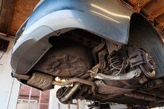 Inspection de voiture Photo libre de droits