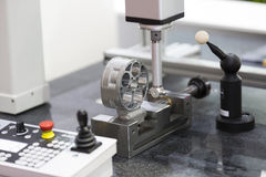 Inspection high precision Stock Photography