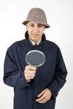 Inspector fotos de archivo