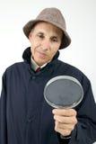 Inspector imagen de archivo
