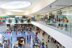 Inspektions-Mall von Asien Stockfoto