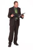 inspektorze 3 Obraz Stock