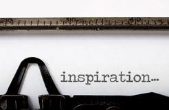 Inspiração fotografia de stock