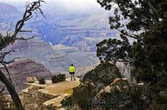 Inspiración de Grand Canyon Fotografía de archivo