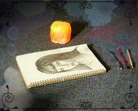 Inspiración de la madrugada Fotografía de archivo libre de regalías