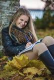 Inspiración del otoño Imagen de archivo libre de regalías