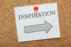 Inspiración esta manera fotos de archivo