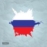 Inspiración o ideas creativa del diseño para Rusia Fotografía de archivo libre de regalías