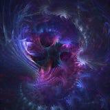 Inspiración para el Headresses de Cheiftons | Arte del fractal Fotos de archivo libres de regalías