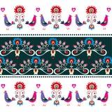 Inspiración polaca del diseño Fotos de archivo libres de regalías