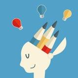 Inspiratie royalty-vrije illustratie