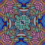 Abstract Guitar - inspiration art music royalty free illustration