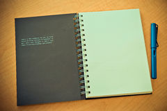 Inspiration book Stock Images