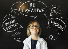 Inspiration Creative Ideas Brainstorming Concept Stock Photography