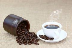 inspiration för espresso för kaffekopp Royaltyfria Bilder