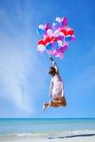 Inspiration, glückliche Menschen stockfoto