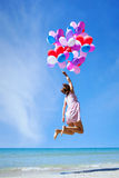 Inspiration, happy people Stock Photo