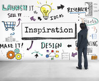 Inspiration Ideas Motivation Creative Innovation Concept Royalty Free Stock Images