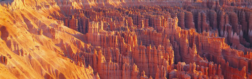 Inspiration Point,. Bryce Canyon National Park, Southern Utah royalty free stock images