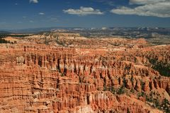 Inspiration Point Bryce Canyon Royalty Free Stock Photos