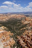Inspiration Point Bryce Canyon Royalty Free Stock Photography