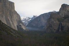 Inspiration point, Yosemite national park, California. Holiday destination, Inspiration point, Yosemite national park, California Royalty Free Stock Photo