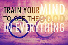 Free Inspiration Quote Stock Photo - 65151820