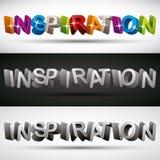 Inspiration. Stock Photography