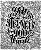 Inspirational quote. Hand drawn vintage illustration with lettering and decoration elements. Drawing for prints on t-shirts and royalty free illustration
