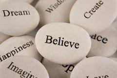 Free Inspirational Stones Stock Image - 35185101