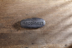 Inspirational stones Stock Photos