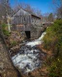 Inspirationpunkt på Moore State Park i Paxton, Massachusetts royaltyfri fotografi