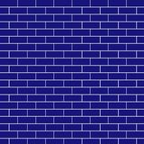 Inspirations sans couture de mur de briques comprenant la Chambre fabuleuse d'autocollant de fond d'idées illustration de vecteur