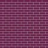 Inspirations sans couture de mur de briques comprenant la Chambre fabuleuse d'autocollant de fond d'idées illustration stock