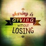 Inspirerande och uppmuntrancitationsteckentypografi Arkivfoton