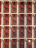 inspirerat islamiskt för arkitektursamtida royaltyfri fotografi