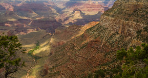 The Inspiring Grand Canyon of the USA Stock Image